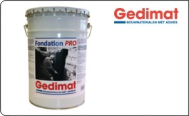 GEDIMAT FUNDERING COATING