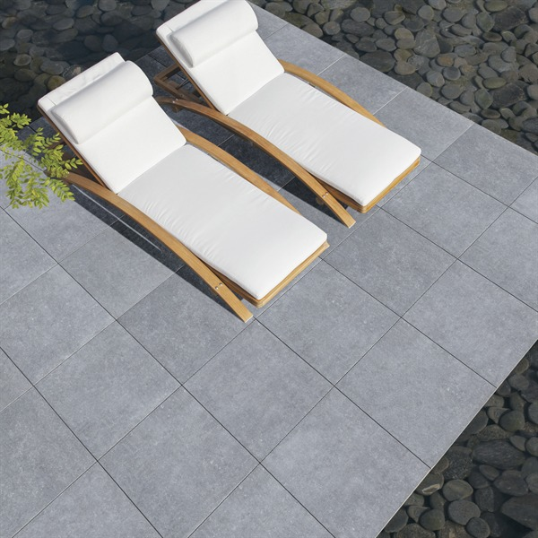 Terrastegels 80x80 Beton.Promoties Keramsiche Terrastegels 2cm Gedimat Bouwmaterialen