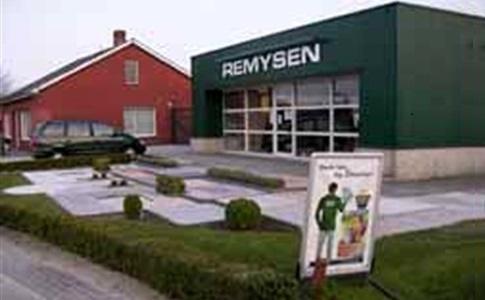 Gedimat Bouwgroep - Afd. Remysen