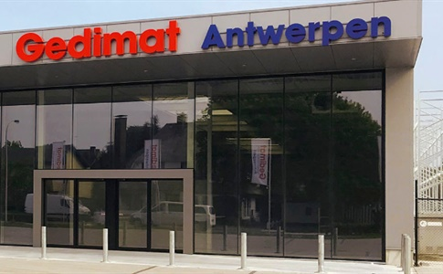 Gedimat Antwerpen