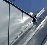 metalen dakbedekking