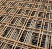 betonijzers en ijzernetten