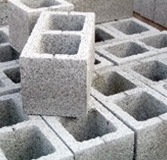 snelbouw betonblokken