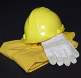werk- en veiligheidskledij