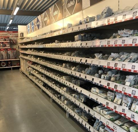 elektriciteit en verlichting